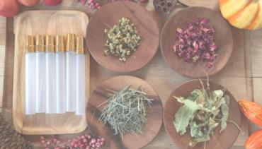 fragrance& botanical bar